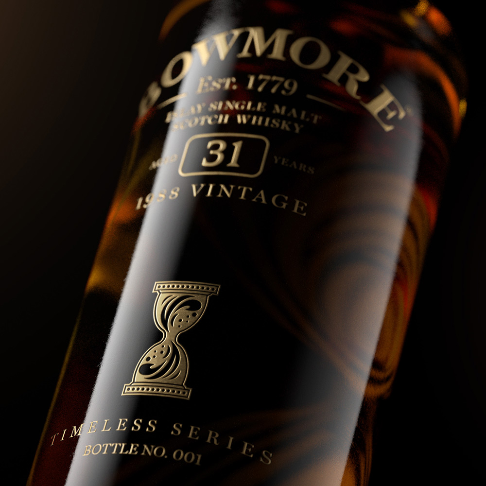 Bowmore Timeless Series